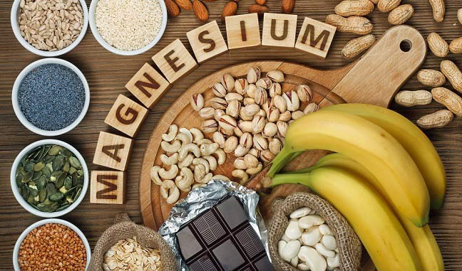 Quels aliments source de magnésium