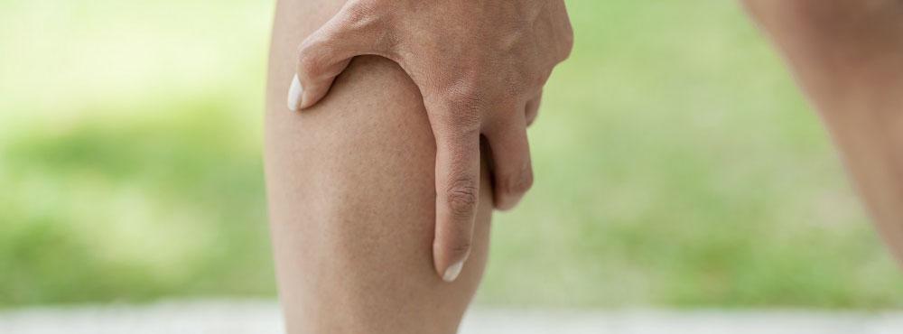 Crampe à la jambe et au mollet magnésium